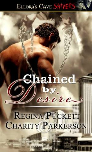Chained Desire Cover