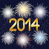 happy new year 2014 2